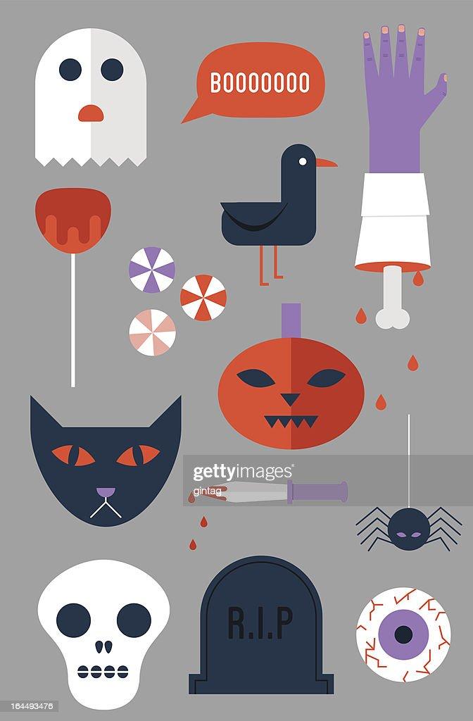 Scary Halloween Stuff