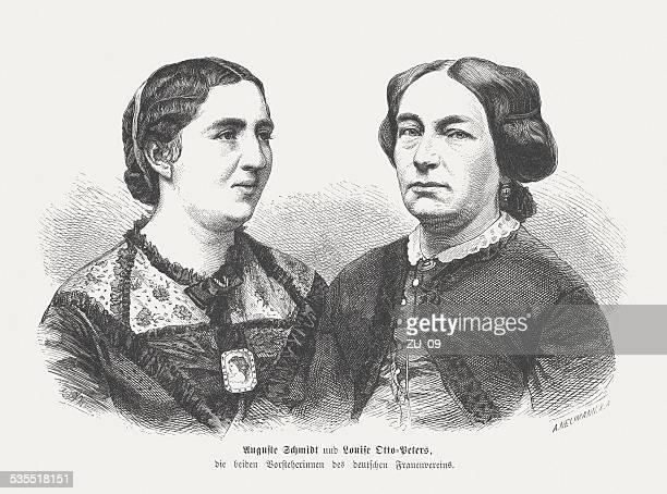 Schmidt and Otto-Peters, German bourgeois women's movement, publuished in 1871