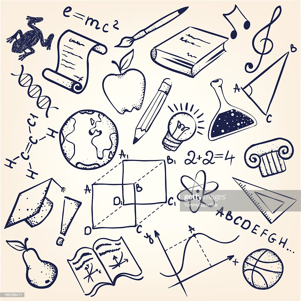 School And Education Wallpaper High Res Vector Graphic Getty Images