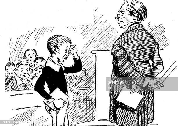 Worlds Best Punishment Drawing Stock Illustrations - Getty Images-8091
