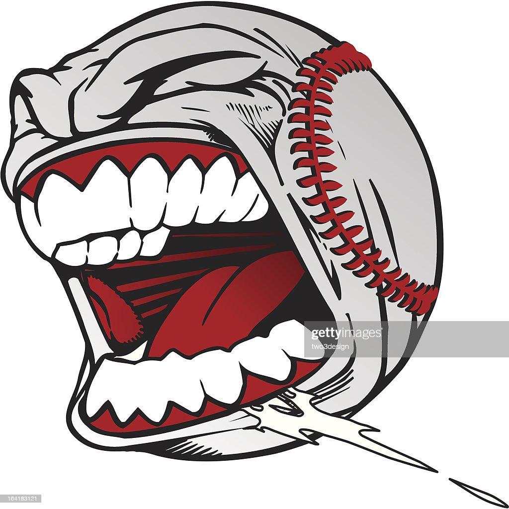 Screaming Baseball