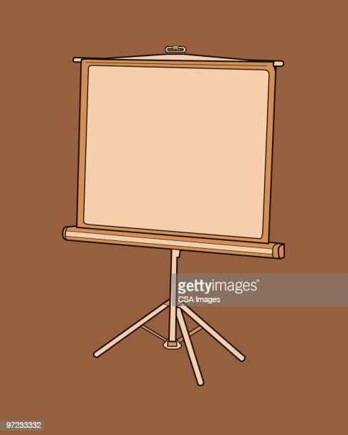 screen - bildschirmpräsentation stock-grafiken, -clipart, -cartoons und -symbole