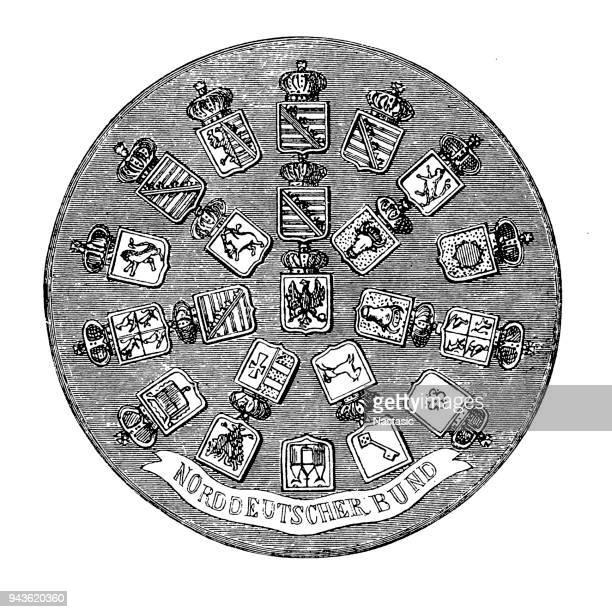 Seal of the North German Confederation