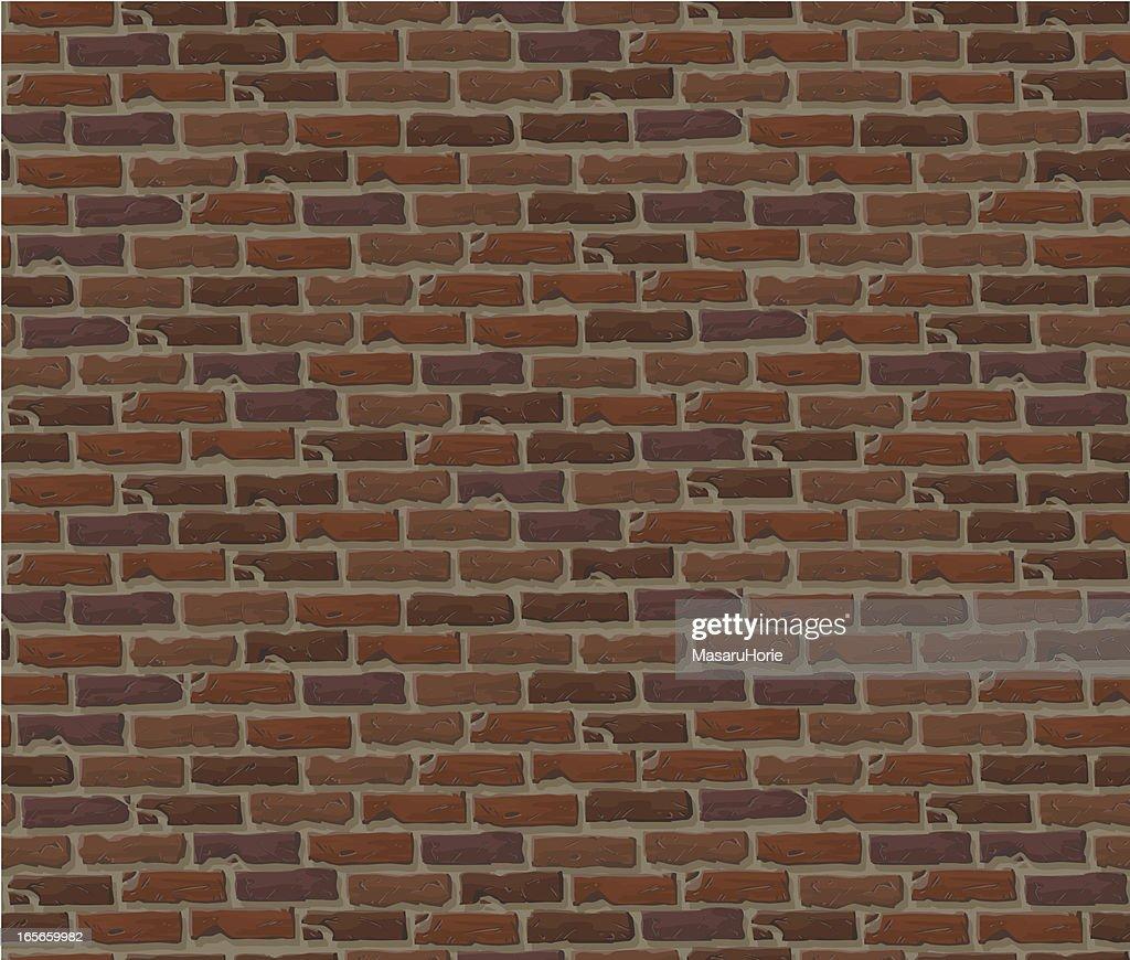Seamless brickwall background