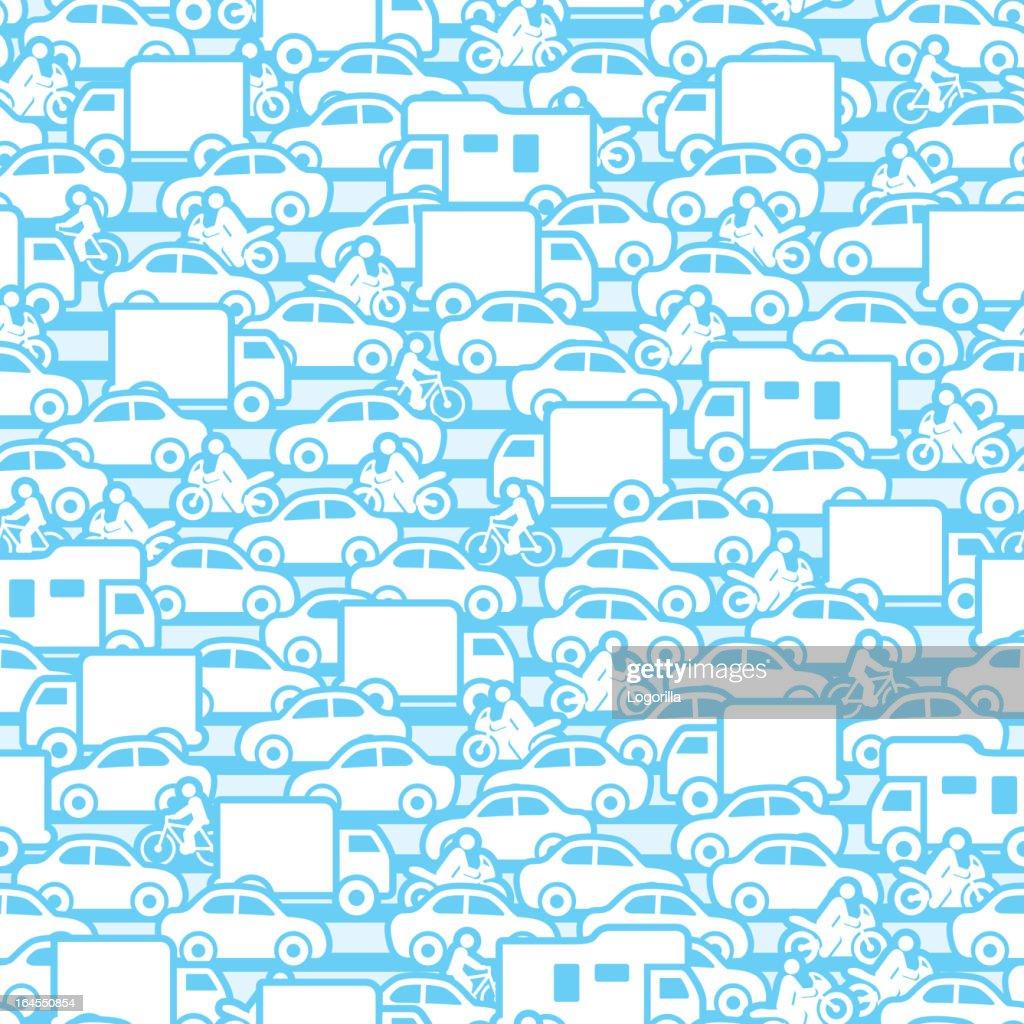 Seamless Traffic Background