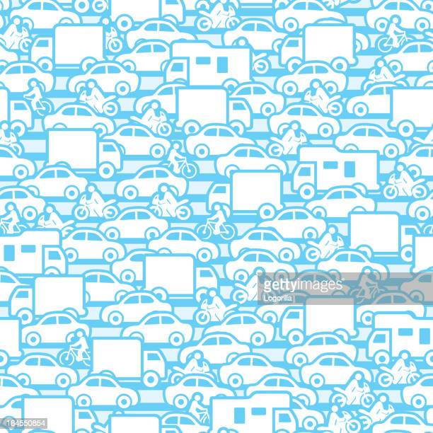 Seamless Traffic Background