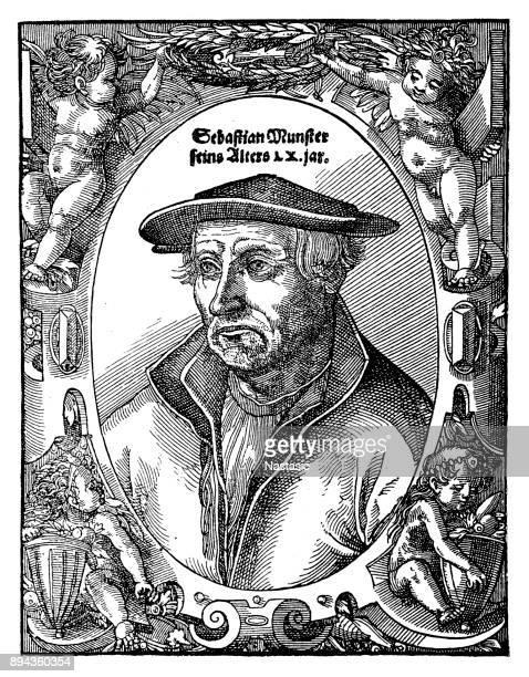 Sebastian Münster (20 January 1488 – 26 May 1552),was a German cartographer, cosmographer, and a Christian Hebraist scholar