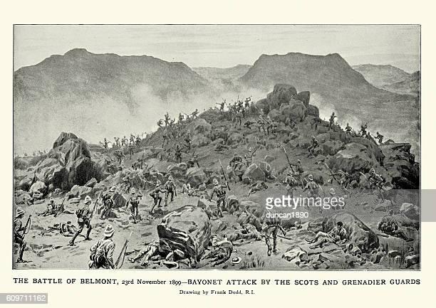 Second Boer War - Battle of Belmont