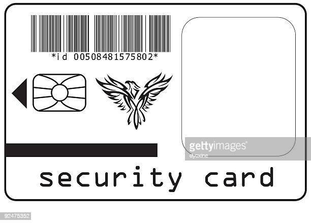 security card - cardkey stock illustrations, clip art, cartoons, & icons