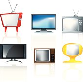 selection of televion designs