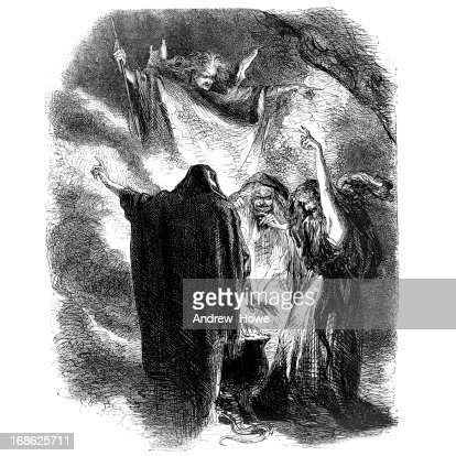 the use of imagery in shakespeares macbeth Many who use it do not even know what  one, that are filled with innuendos, imagery, word  use of symbolism can be seen in the play macbeth.