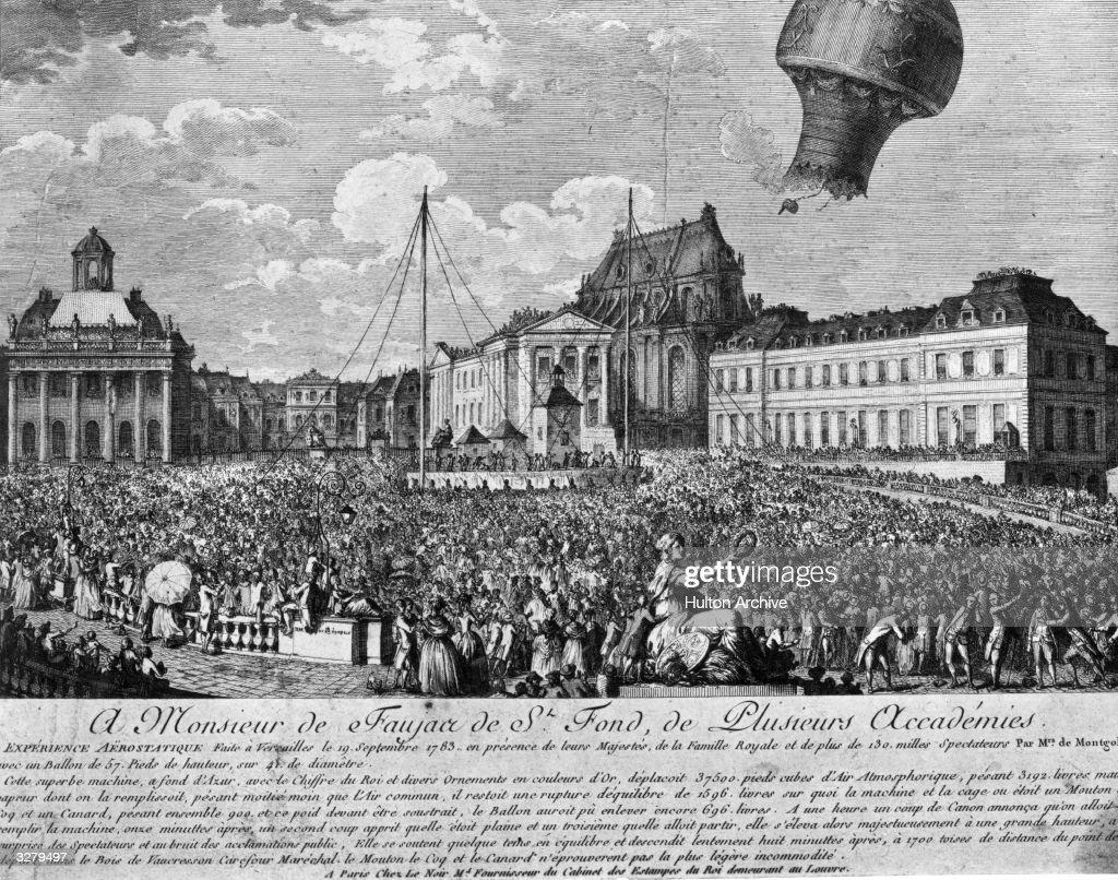 Hot Air Balloon : News Photo