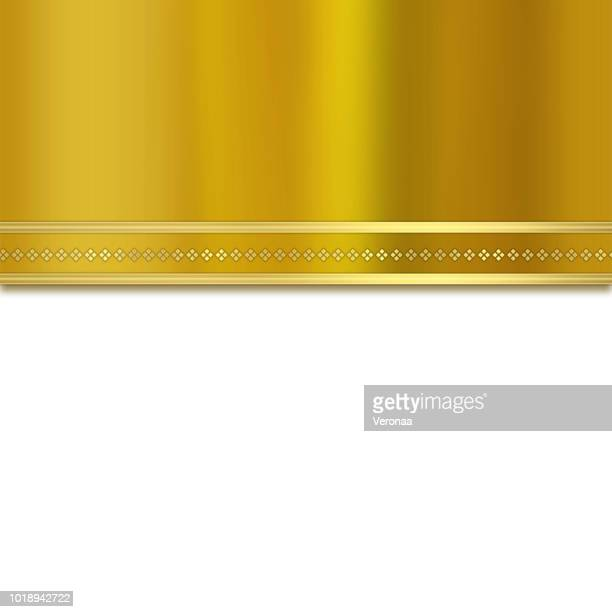 shiny golden and white background with place for text - filigree stock illustrations