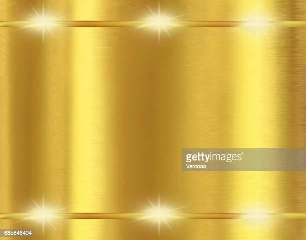輝く金色の背景 - 記念の盾点のイラスト素材/クリップアート素材/マンガ素材/アイコン素材