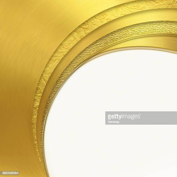 shiny golden background with  place for text - filigree stock illustrations