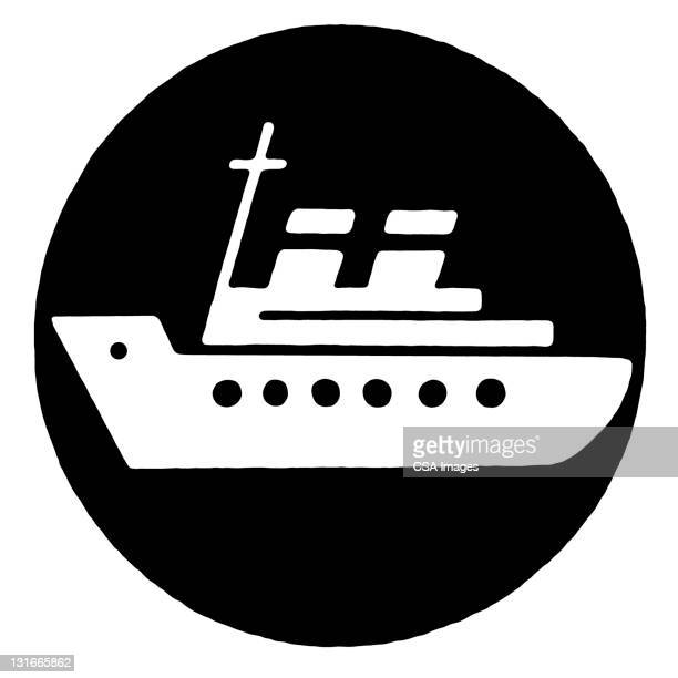 ship - nautical vessel stock illustrations