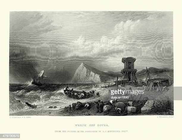 Shipwreck of the Dover Coast