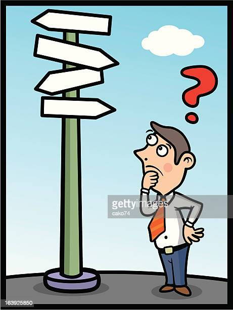 signboard - wrong way stock illustrations, clip art, cartoons, & icons