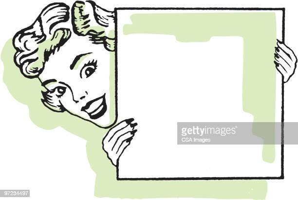 signs - alertness stock illustrations