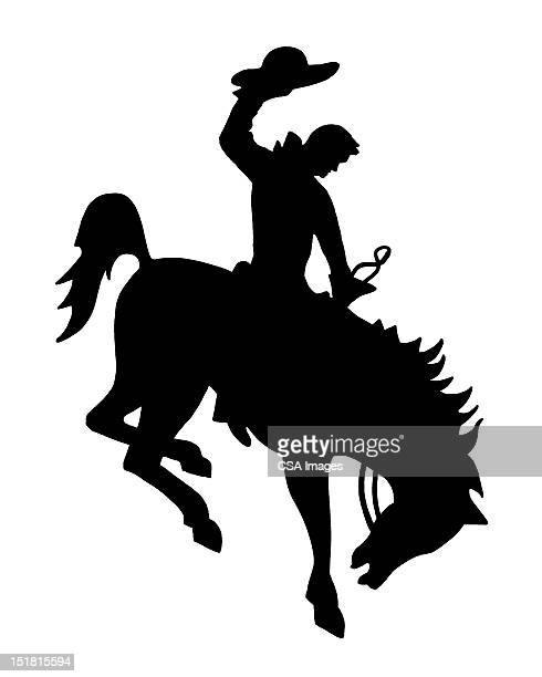 Rodeo Stock Illustrations And Cartoons Getty Images