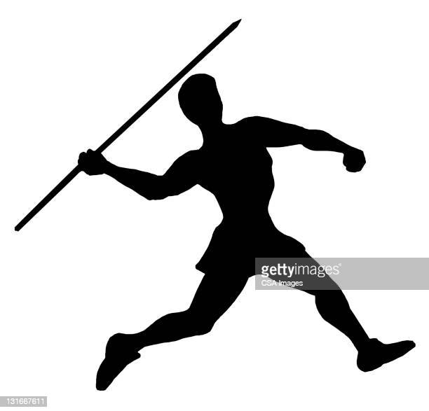 Javelin Stock Illustrations And Cartoons | Getty Images