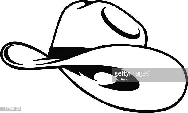 85aec30b4b753 60 Top Cowboy Hat Stock Vector Art   Graphics - Getty Images