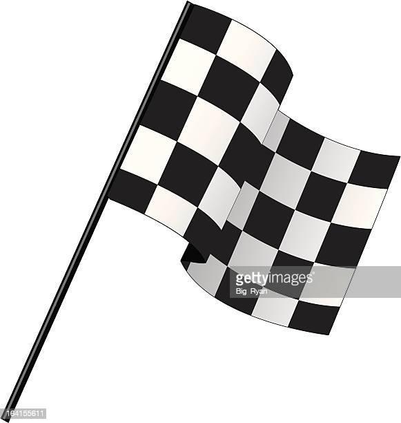 single race flag