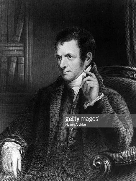 Sir Humphry Davy , English chemist and inventor of the miner's safety lamp the Davy lamp.