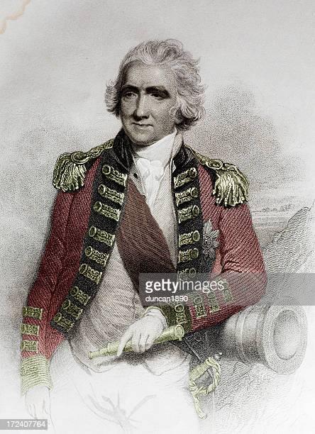 illustrations, cliparts, dessins animés et icônes de sir ralph abercromby - guerres napoléoniennes