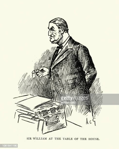 Sir William Harcourt, speaking in the House of Commons, 1896