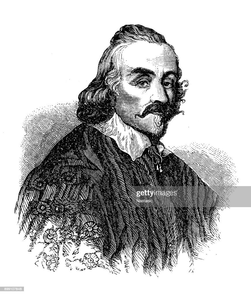 Sir William Harvey Was An English Physician Who Made Seminal ...