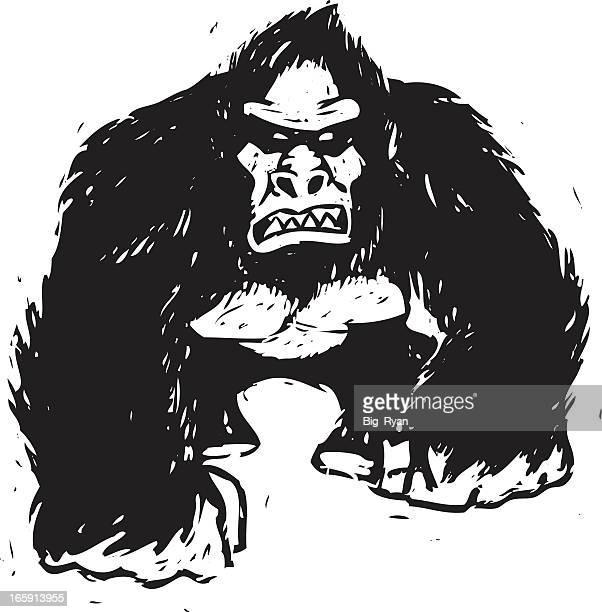 sketchy gorilla