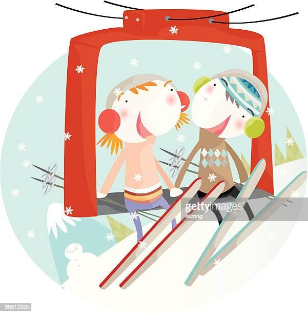 ski cable ride