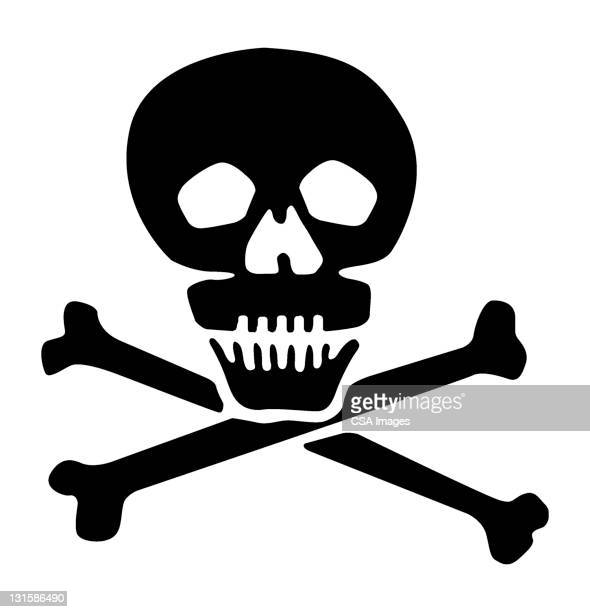2 389 Skull And Crossbones High Res Illustrations Getty Images
