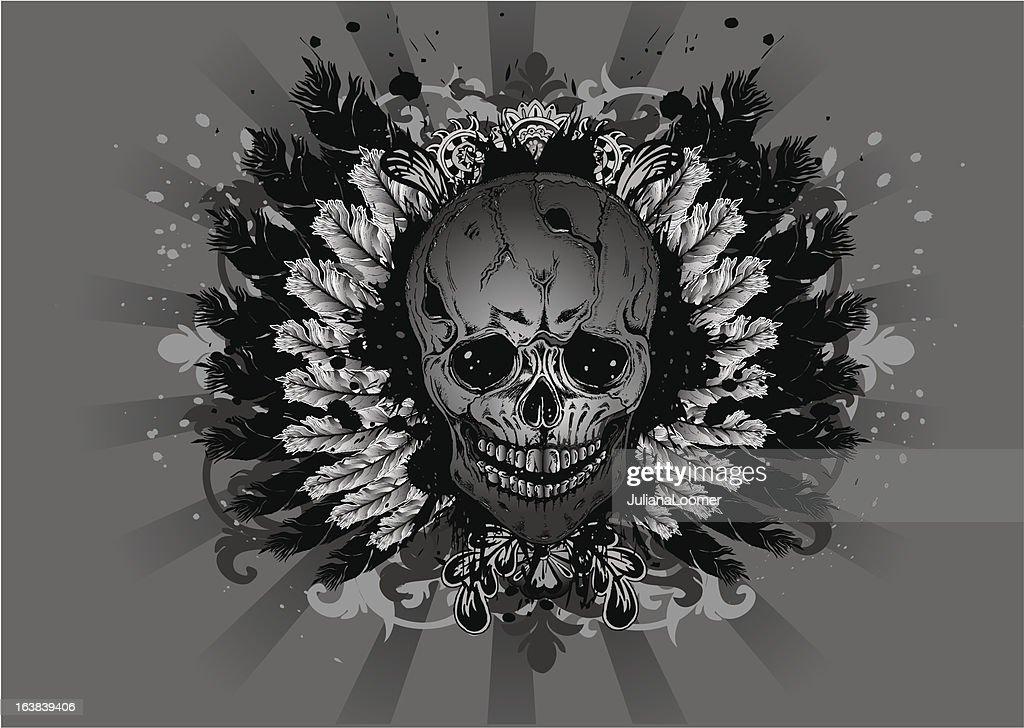 Skull Flourish