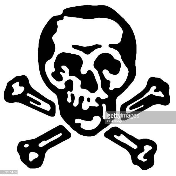 ilustrações de stock, clip art, desenhos animados e ícones de skull - caveira