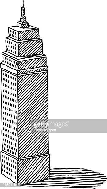 Skyscraper Drawing