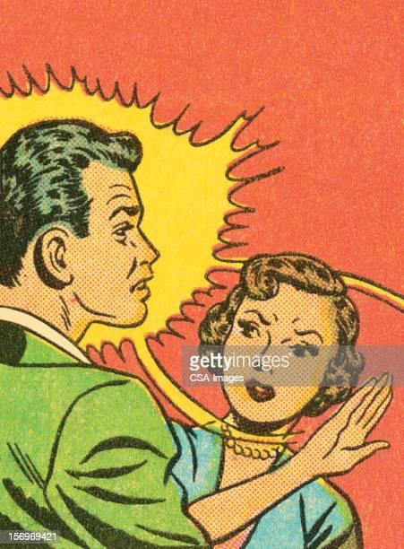 slap - slapping stock illustrations, clip art, cartoons, & icons