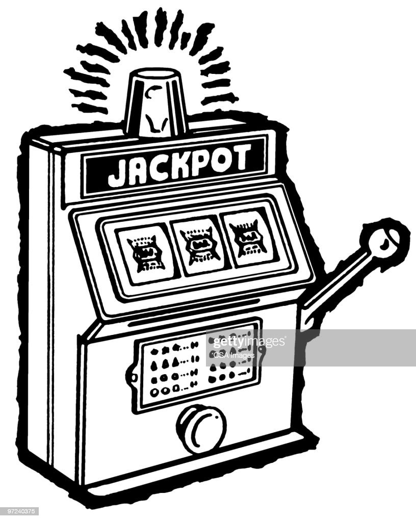 Slot Machine High-Res Vector Graphic - Getty Images