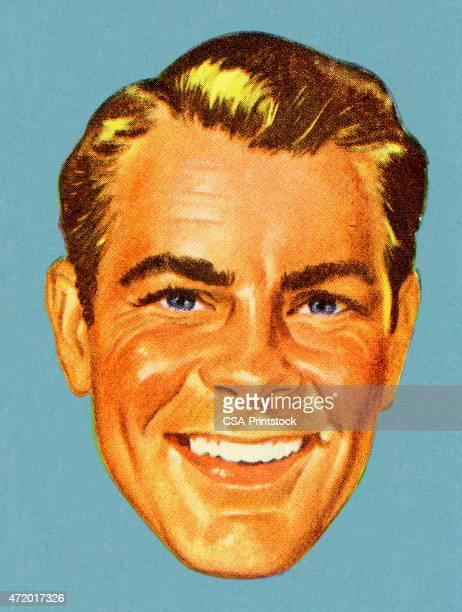 Smilng 男性