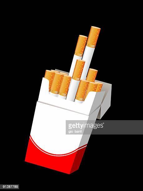 Dessin Paquet De Cigarette illustrations et dessins animés de paquet de cigarettes   getty images