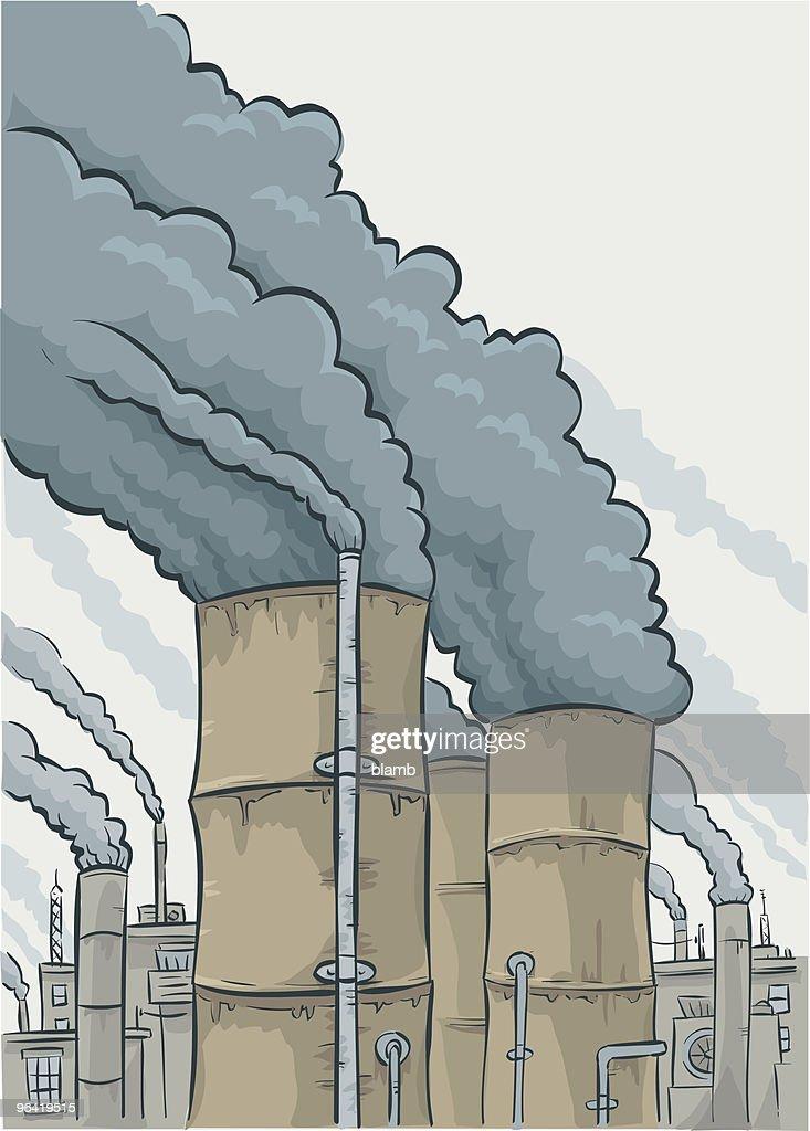 Fumo : Ilustração de stock
