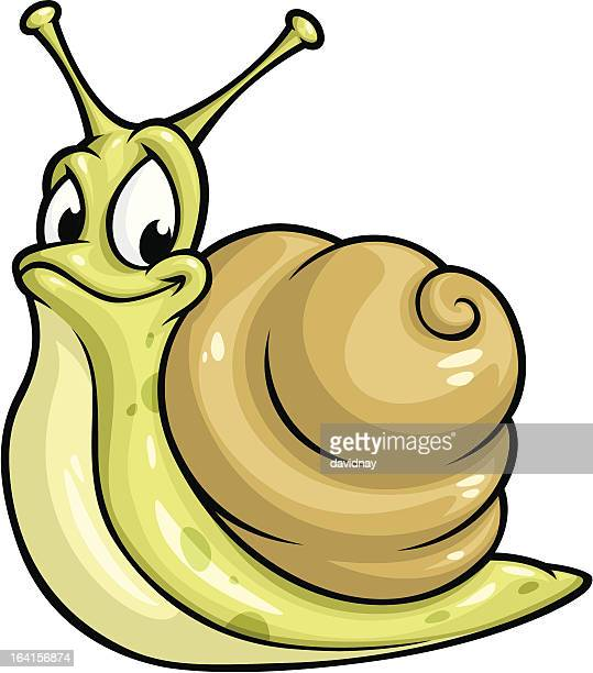 Snail stock illustrations and cartoons getty images - Clipart escargot ...