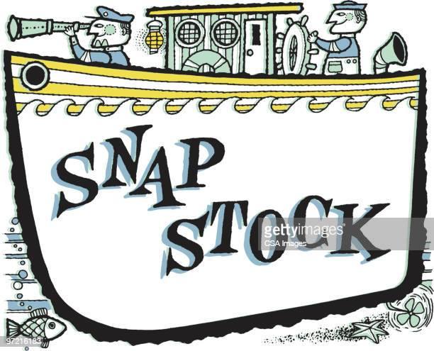 Snapstock Boat