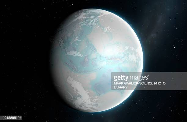 Snowball Earth, illustration