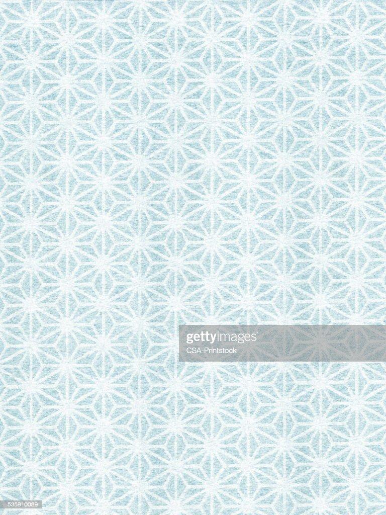 Snowflake pattern : Stock Illustration