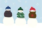 Snowman Sweaters