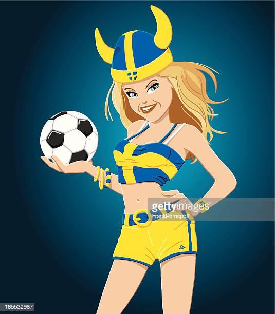 Soccer Girl Sweden