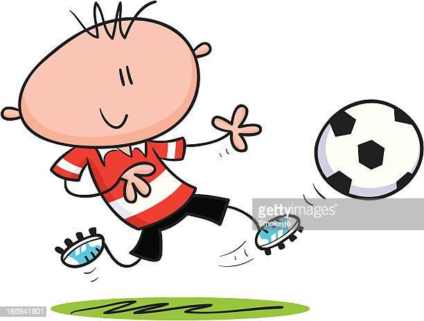 Homem de futebol