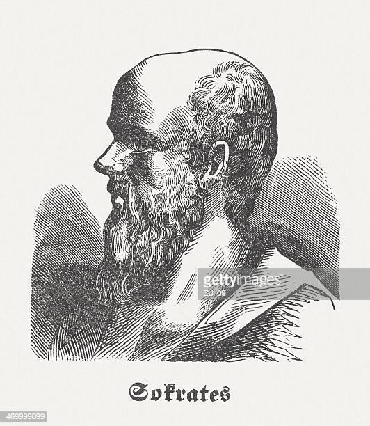 ilustraciones, imágenes clip art, dibujos animados e iconos de stock de sócrates - filosofos griegos